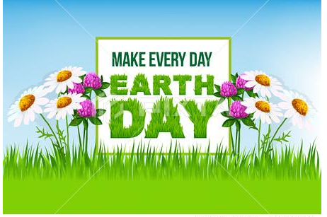 Earth Day-Protecting the environment, what should we do?
